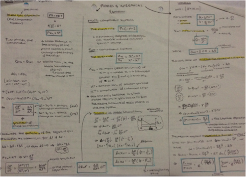 Example study notes 4